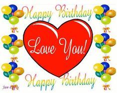 Free birthday videos | Etsy Animated Happy Birthday Wishes, Happy Birthday Video, Birthday Pins, 75th Birthday, Happy Birthday Messages, Birthday Quotes, Birthday Greetings, Birthday Cards, Free Birthday