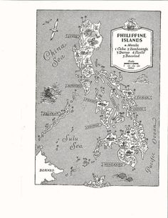 Export quality exportquality on pinterest philippines map art vintage map print retro map artwork old map wall art manila philippines travel wall decor nursery room decor publicscrutiny Images
