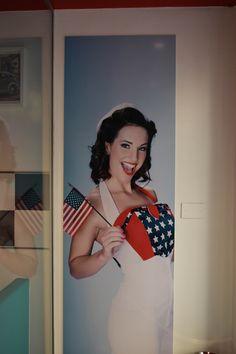 #arredo annni 50  #lusima #arredamento americano anni 50 #arredo vintage #www.americanstylelusima.it