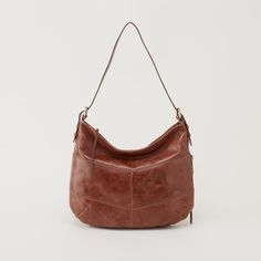"Check out ""Serra Women's Soft Leather Boho Casual Hobo Purse"" from Hobo Bags"