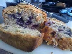 Zucchini Bread w/Blueberries Homemade bread by BeckeysKountryStore