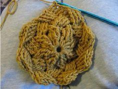 criss cross crochet - Buscar con Google