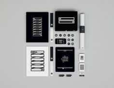 MB identity by Michal Bohdankiewicz, via Behance