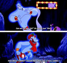 Disney Aladdin Quotes, Aladdin Movie, Disney Movie Scenes, Disney Animated Films, First Disney Princess, Disney Princess Jasmine, Disney Memes, Disney Quotes, Disney And More