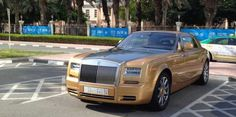 Outrageous Cars At The American University Of Dubai