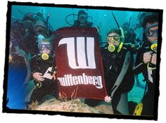 Wittenberg University for marine biology. In recent years the need for marine biologists has gone up, and so have the amount of students. This is one of the many Universities that offer marine biology as a major.