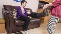 Margie's Journal:  Updated Parkinson's Information: Social care in England needs major improvement