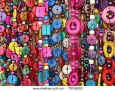 hippie beads - Google Search