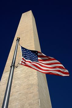 Washington National Monument, Washington DC, United States too bad it doesn't look like this anymore.  it now has a scaffolding around it for support.
