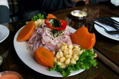 Peruvian Food © Christian Haugen / Flickr