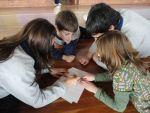Experiència d'una escola que vertebra l'Educació Física en l'aprenentatge cooperatiu.