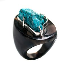 Blue Hill Ring, $88, now featured on Fab.