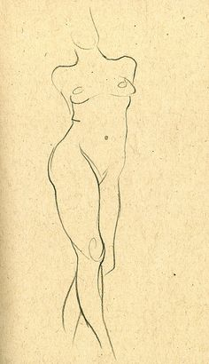 life drawing 1 min pose | Flickr: Intercambio de fotos