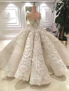 Vestido real