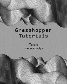 Grasshopper Tutorial at Cornell by Woo Jae Sung Rhino Architecture, Parametric Architecture, Parametric Design, Architecture Student, Architecture Design, Architecture Diagrams, Architecture Portfolio, Parametrisches Design, Tool Design