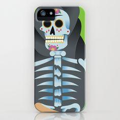 Frida's Spine iPhone & iPod Case