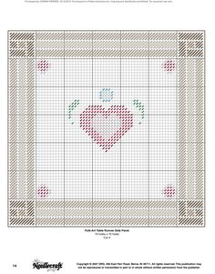 Table Runners & Coasters Pg. 15