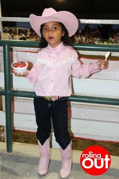 Most stylish black cowgirls at the Bill Pickett Rodeo in Atlanta