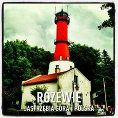Latarnia morska Rozewie w Rozewie, Województwo pomorskie