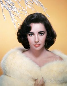 A History in Eyebrows: If you've got 'em, flaunt 'em! Elizabeth Taylor played up her already-ample brows with a generous amount of matte shadow. Hollywood Glamour, Hollywood Actresses, Classic Hollywood, Old Hollywood, Edward Wilding, Elizabeth Taylor Eyes, Celebrity Eyebrows, Eyebrow Trends, Brow Shaping