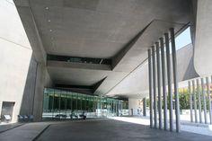 Zaha Hadid, MOMA Rome