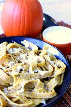 Homemade Pumpkin Pasta with Sage is easier than you may think to make with just a few simple ingredients, and a few basic kitchen tools. - Kudos Kitchen by Renee Basic Kitchen, Kitchen Tools, Great Recipes, Favorite Recipes, Pumpkin Pasta, Pumpkin Recipes, How To Cook Pasta, Pasta Recipes, Sage