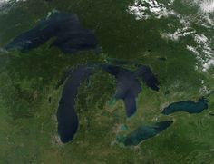 37 Great Lakes Facts That Will Blow Your Mind I love living surrounded by them!