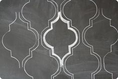 template and painting idea for walls or a rug