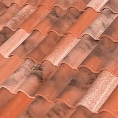 Castilla Roof Tiles, It Is Finished, Colours, Wood, Tejidos
