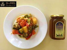 Cretan erica honey Toplou.