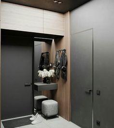 Home Decoration Design Ideas Flur Design, Hall Design, Apartment Entrance, Apartment Interior, Hall Interior, Modern Interior Design, Hall Furniture, Furniture Assembly, Hallway Designs
