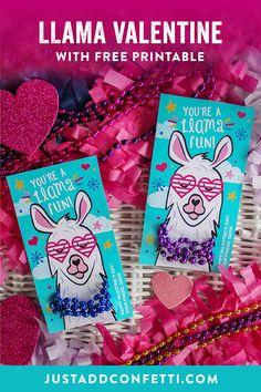This valentine is…da