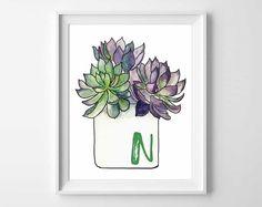 succulent art 2