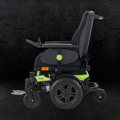 Meyra iChair mc mid (Elektrische Binnen Rolstoel Electric Indoor Wheelchair)