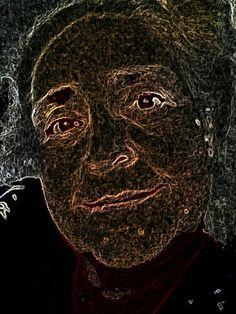 Used various photo editor apps on KFHD 8.9. Nancy Bettac Barton, grammacozy62