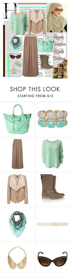 """""""Untitled #135"""" by hijab-sense ❤ liked on Polyvore featuring Pieces, Humble Chic, So Nice, Oasis, Jil Sander, Witchery, Forever New, Moschino and Atmos&Here"""