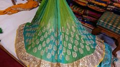 ShadedLehengas in gold print by Araina Fabs Lehenga Designs Latest, Mount Abu, Indian Fashion, Women's Fashion, Saree Dress, Gold Print, Block Prints, Lehenga Choli, Women's Dresses