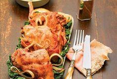 Králík na hořčici II - recept. Přečtěte si, jak jídlo správně připravit a jaké si nachystat suroviny. Vše najdete na webu Recepty.cz. Spaghetti, Turkey, Chicken, Meat, Ethnic Recipes, Food, Turkey Country, Essen, Meals