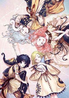 Witch Hat Atelier on the cover of Morning Two Manga Anime, Art Manga, Art Anime, Bullet Art, Dark Drawings, Fanart, Nerd, Art Sketches, Art Reference