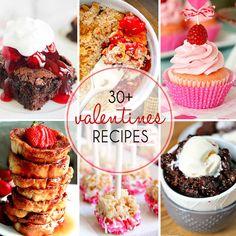 30 Valentijnsdag recepten