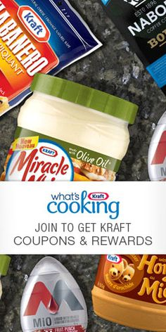 #Join to Get #Kraft #Coupons