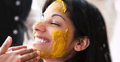 Débarrassez vous de l'acné, rides, et cernes avec ce masque de visage au curcuma