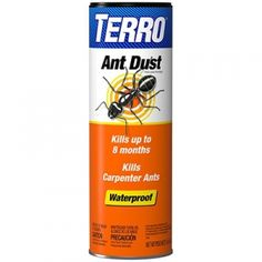 Terro Ant Killer Dust - Lb. - $5, best ant protection to place around your plants (roses!!!) - garden tips