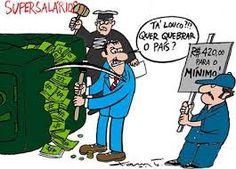 IRAM DE OLIVEIRA - opinião: Aumento salarial II