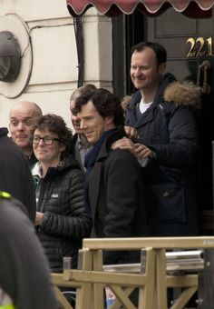 Benedict + Martin + Mark (♥ AWWWW ♥) {MY FRIENDS CALL ME MOON UNIT | More photo's from today, taken by me.}