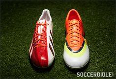 Messi vs Ronaldo: Signature Boot Face-Off - Football Boots