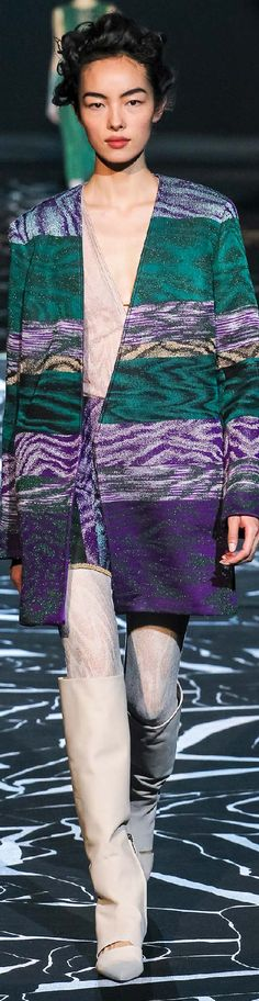 Fall 2015 Ready-to-Wear Missoni