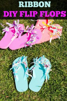 9cb518c77fa6 14 Best ribbon flip flops images