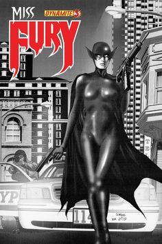 Miss Fury #3 #Dynamite #MissFury