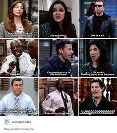 Image result for life is apit brooklyn 99